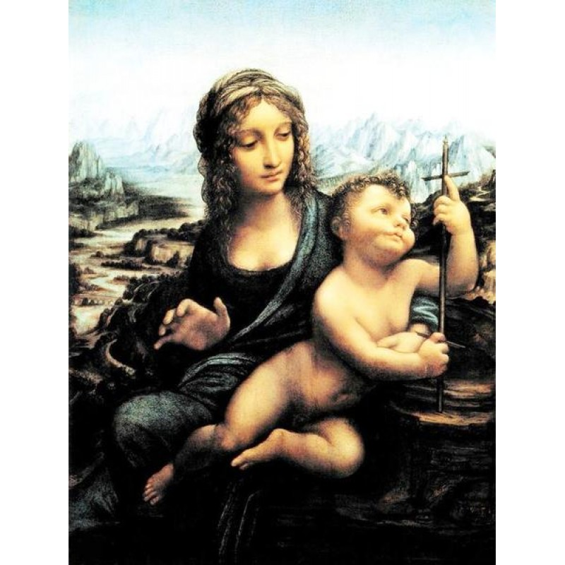Madonna of the Yarnw...