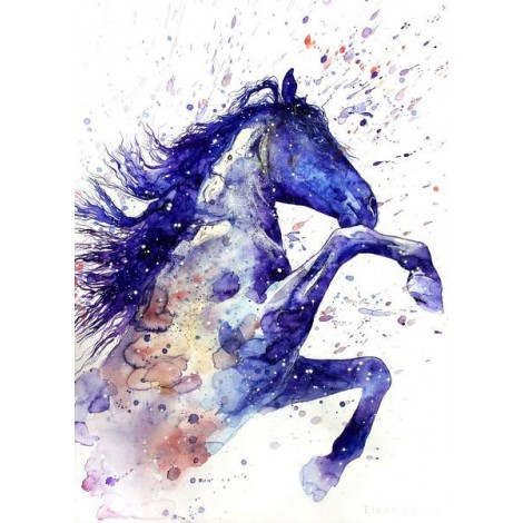 Alluring Horse - Paint by Diamonds