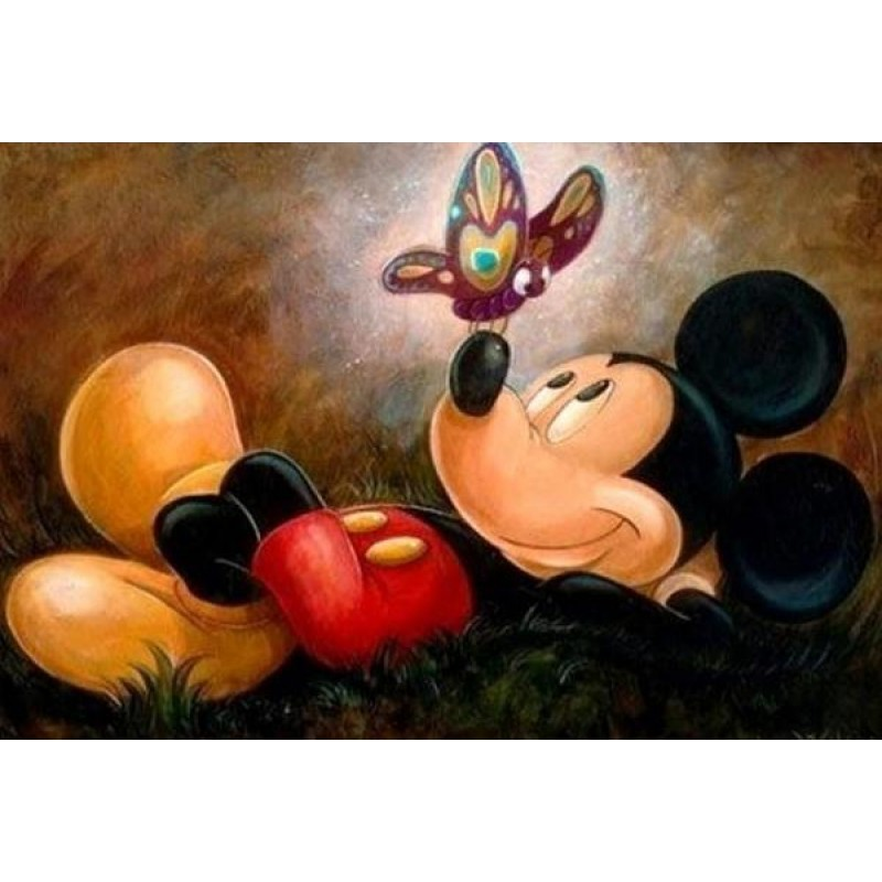 Mickey Mouse & B...