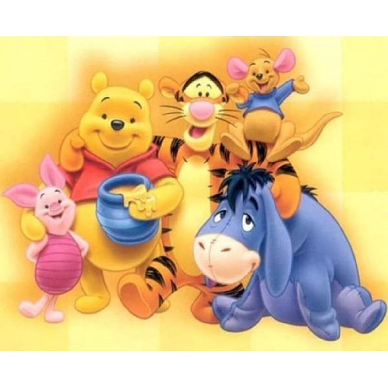Pooh with Friends Pa...