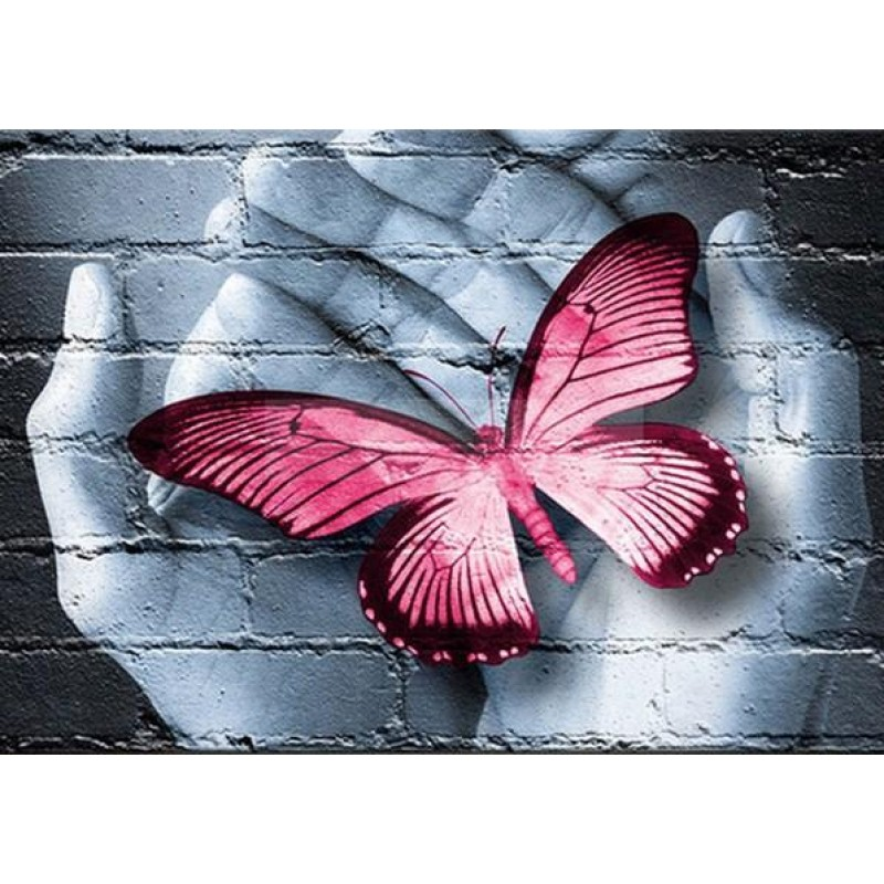 Butterfly Artistic P...